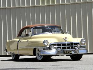 Cadillac Series 62 Convertible 1951 года